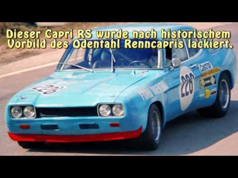 Ford Capri 2600 RS - Zu Verkaufen - For Sale