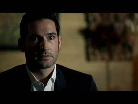 Lucifer Shows his true form to Dr. Linda - S02E06 Monster