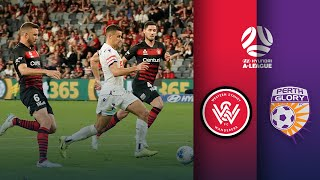 Western Sydney Wanderers FC vs Perth Glory | A-League Round 15