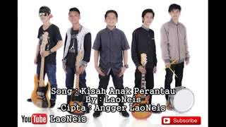 Gambar cover Kisah Anak Perantau lirik lagu