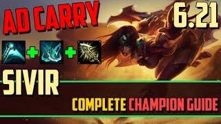 Sivir: The Battle Mistress - League of Legends Champion Guide