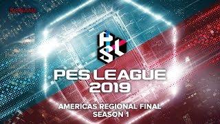 PES League Regional Finals Season 1: Americas - 1v1
