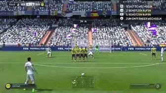 REAL MADRID - BORUSSIA DORTMUND || FIFA 15 || aus dem Stream [Deutsch/German HD]