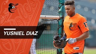 Yusniel Diaz is the O's Top Prospect - No. 64 Overall