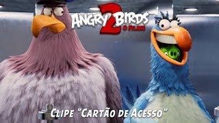 Angry Birds 2 | Clipe - Cartão de Acesso | 3 de Outubro nos Cinemas