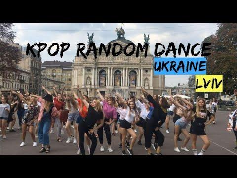 KPOP RANDOM DANCE IN LVIV, UKRAINE