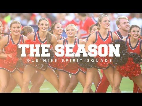 The Season: Ole Miss Spirit Squads - Demo Day