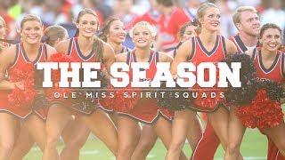 The Season Ole Miss Spirit Squads Demo Day