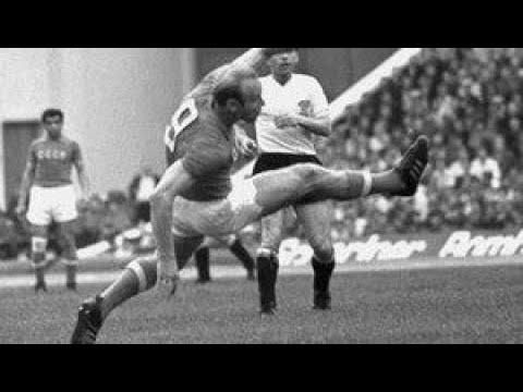 Франция - СССР (1967) матч с участием Э. Стрельцова