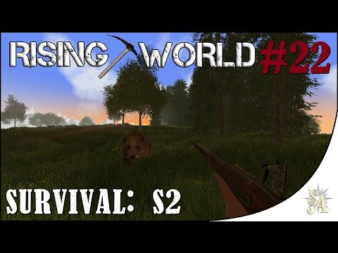 Rising World S2: Medieval Build #22 - Apothecary