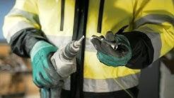 Sejo-asennusporanterä nopeuttaa asentajan työtä