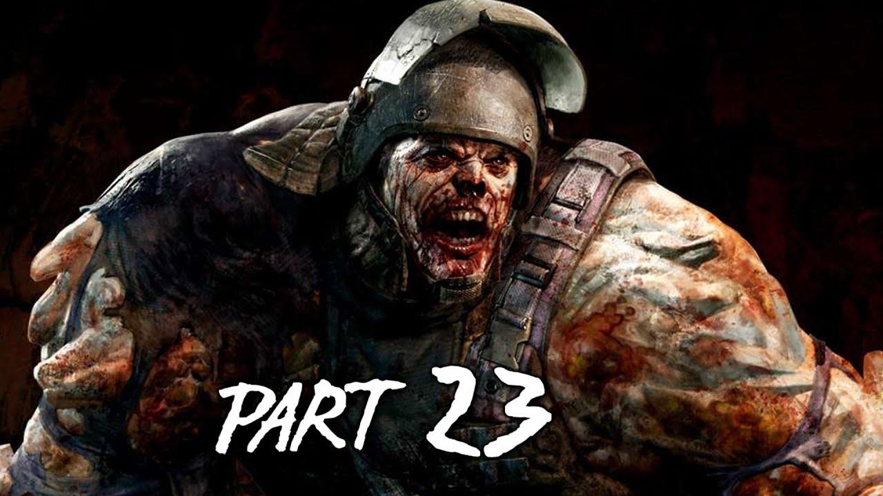 Dying Light Walkthrough Gameplay Part Demolisher Boss