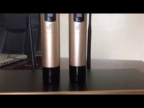 PhoNhac.vn | Mic dB Acoustic D10 dòng mic karaoke không dây NGON BỔ RẺ