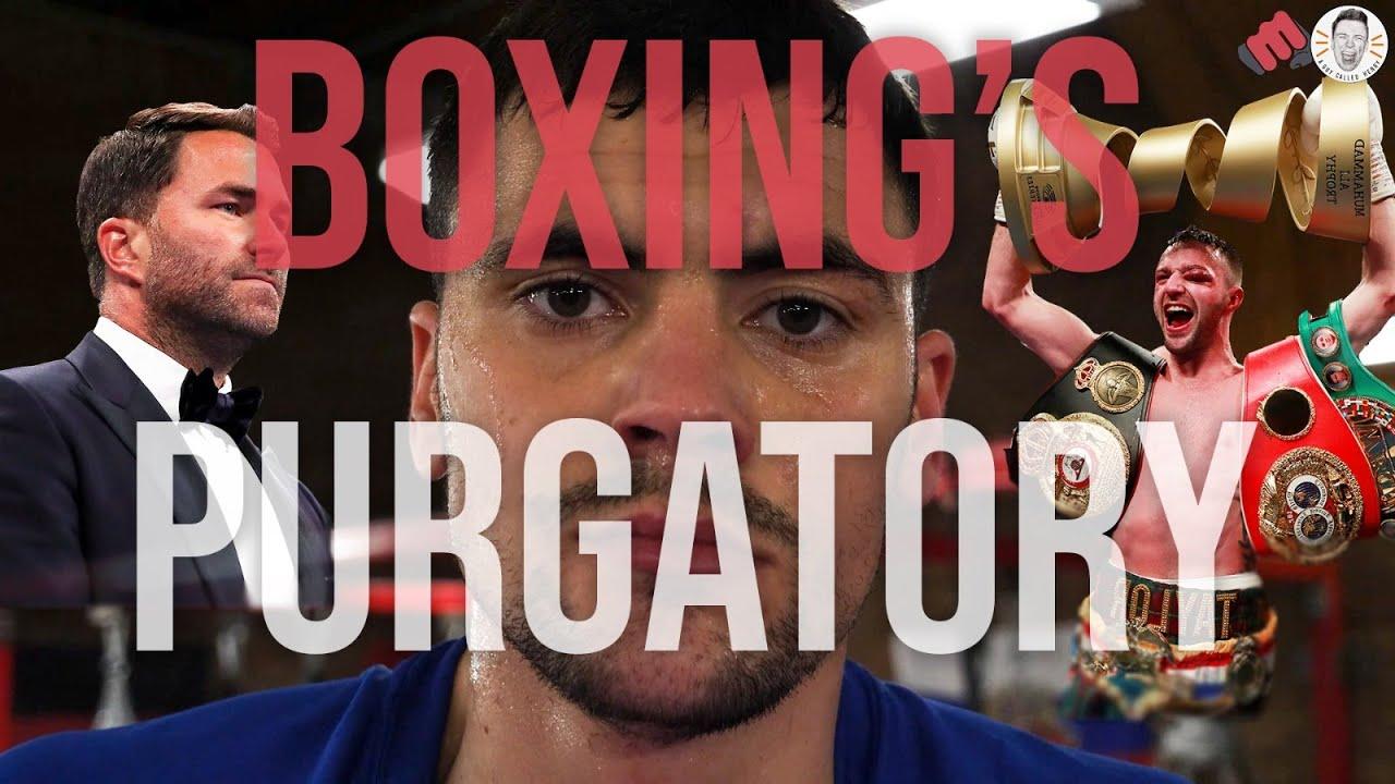 Boxing's Purgatory Documentary - Motivedia Originals
