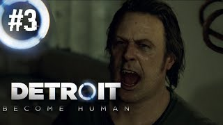 THE REAL DRAMA BEGINS!!!| Detroit: Become Human- Part 3