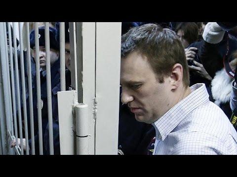 Nawalny: Lautstarker Protest gegen Urteil