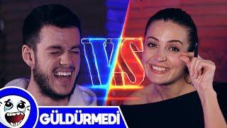 Gambar cover GÜLMEME CHALLENGE! (Güldürmedi 2.Bölüm) ft. İrem Sak
