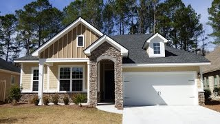 New Hampton Lake David Weekley Tybee Model Home