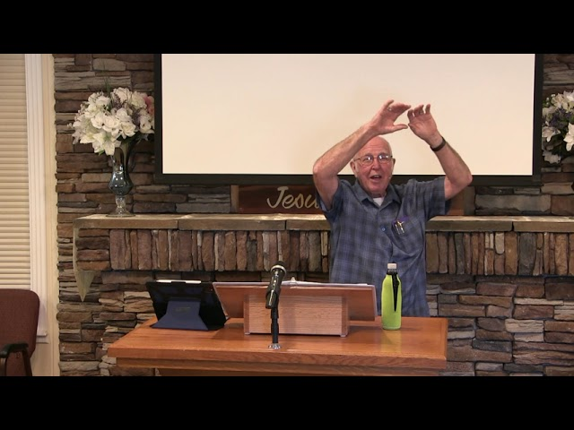 Sunday Service - May 30, 2021 - Heb 8:1-13 How To Pray More Powerfully