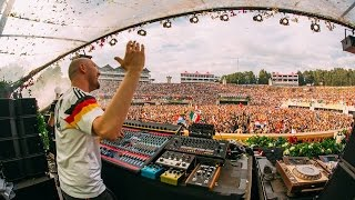 Tomorrowland Belgium 2016 | Paul Kalkbrenner