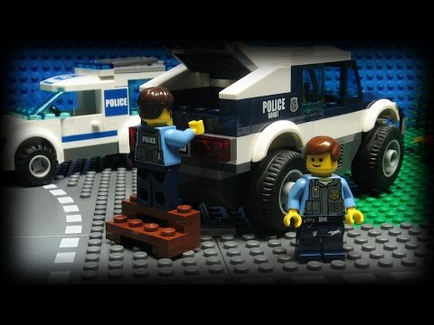 LEGO City Undercover: The Chase Begins Stop-Motion Feature