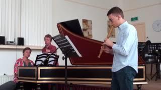 A. Vivaldi - Recorder Concerto in C major RV 443