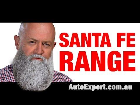 Top 10 across the range features on 2019 Hyundai Santa Fe Auto Expert John Cadogan
