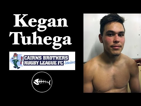 2016 Kegan Tuhega ~ Cairns Brothers Rugby League ~ First 3 games A Grade