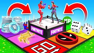 BOARD GAME 1v1 Game Mode for LOOT (Fortnite)