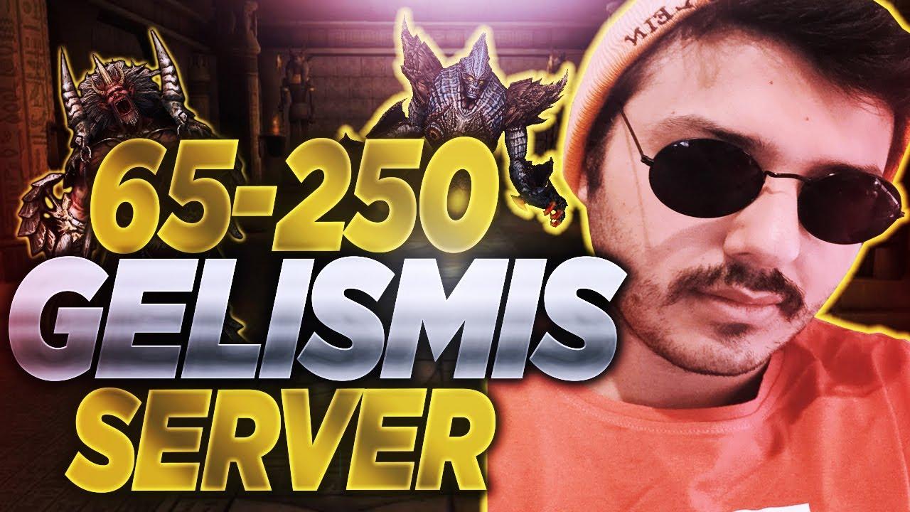 METIN2 TV ÖZEL 65-250 SERVER TANITIMI #METİN2 #METİN2PVP #KAROS2