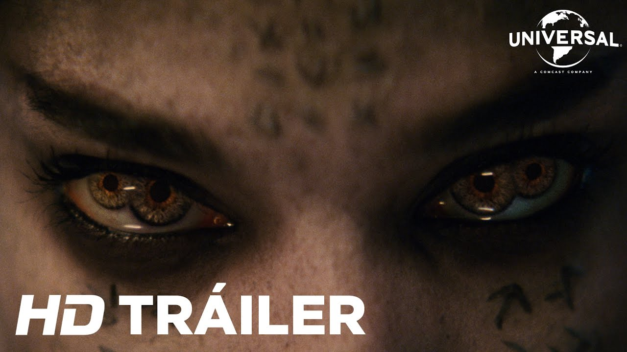 La Momia Tráiler 1 (Universal Pictures) HD