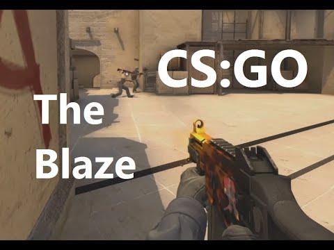 CS:GO -「もやせ」The Blaze