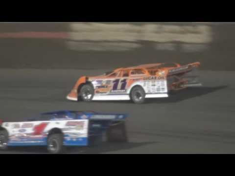 41st Winter Nationals Lucas Oil Late Models East Bay Raceway - dirt track racing video image