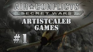 Air Conflicts: Secret Wars gameplay 1