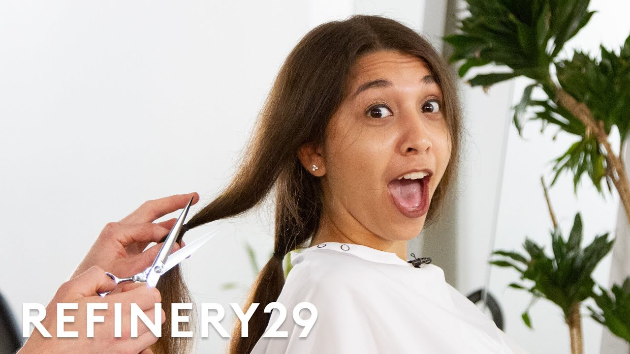 Why I Cut Off 24 Inches Of Hair | Hair Me Out | Refinery29