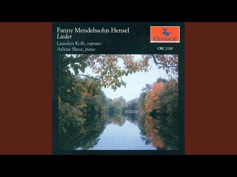 6 Lieder, Op. 7: No. 3. Fruhling