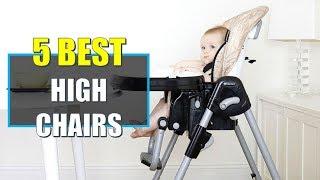 ☑️ High Chair: 5 Best High Chairs In 2018 | Dotmart