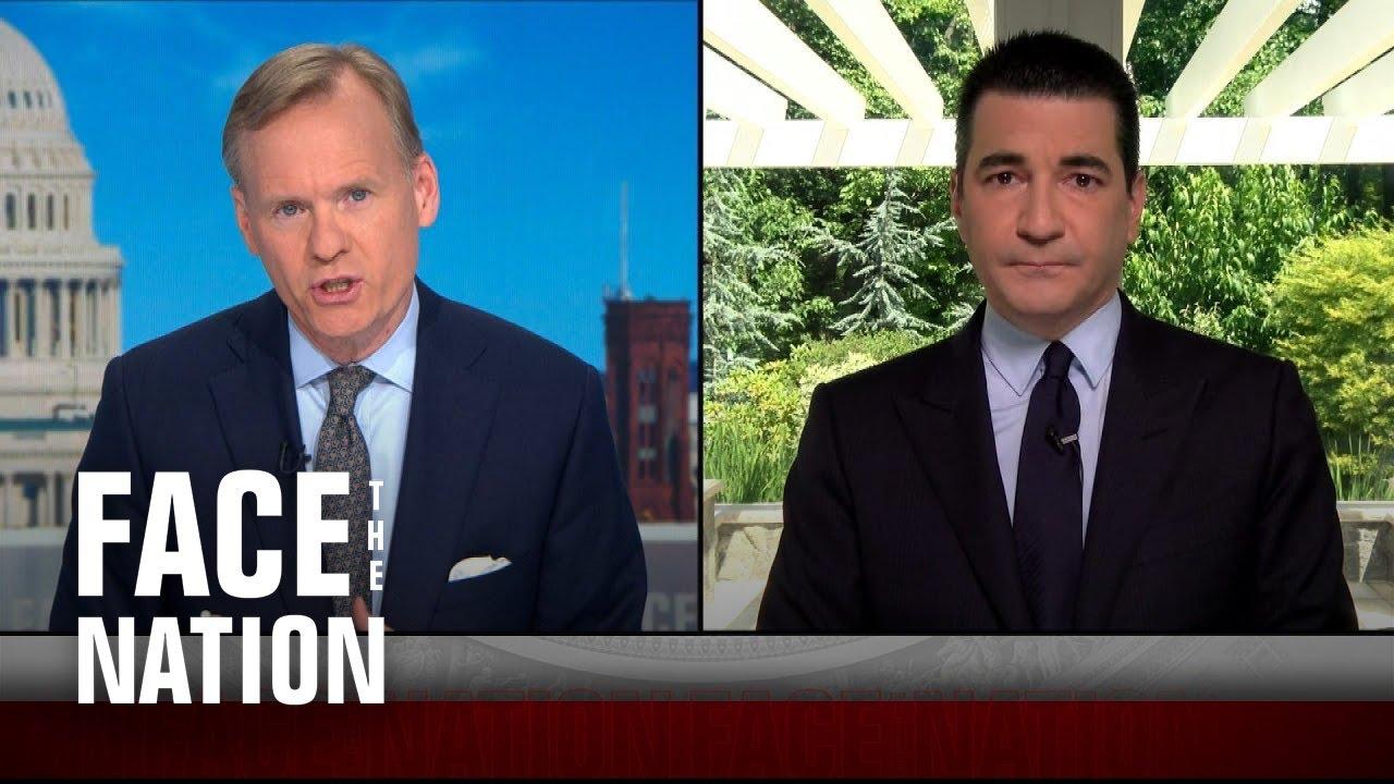 Face The Nation: Scott Gottlieb, Mike Pence, Tim Scott, Sherrilyn Ifill