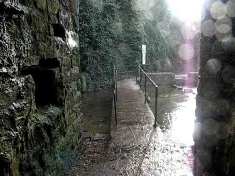 Dyserth Waterfall near Rhyl