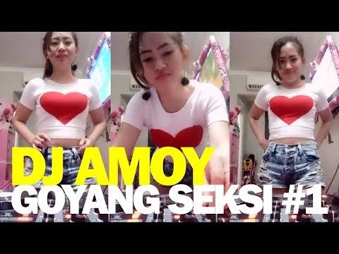 Bigo Live Si Tante Cantik DJ Amoy Goyang Seksi