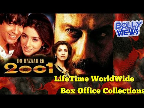 2001:DO HAZAAR EK 1998 Bollywood Movie LifeTime WorldWide Box Office Collections Verdict Hit or Flop