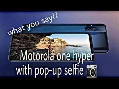 Motorola one hyper | Motorola one hyper Hindi |Motorola one hyper review