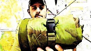 "Poncho Liner:  The ""Woobie"" Blanket"