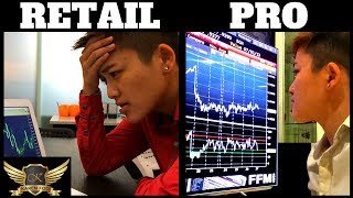 PROFESSIONAL TRADERS VS RETAIL TRADERS IN FOREX (3 MAJOR DIFFERENCES)