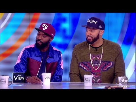 Desus and Mero on Their New Late Night Show | The View