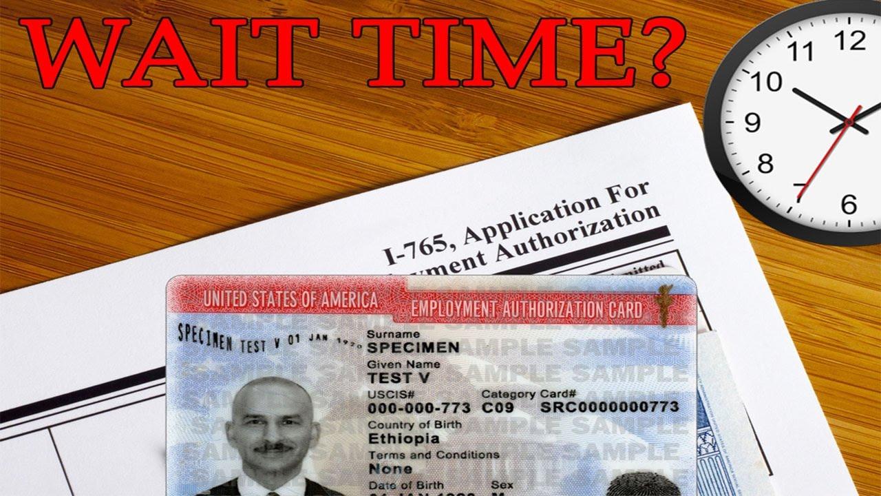 Making a Service Request Regarding a Pending Form I-765 EAD