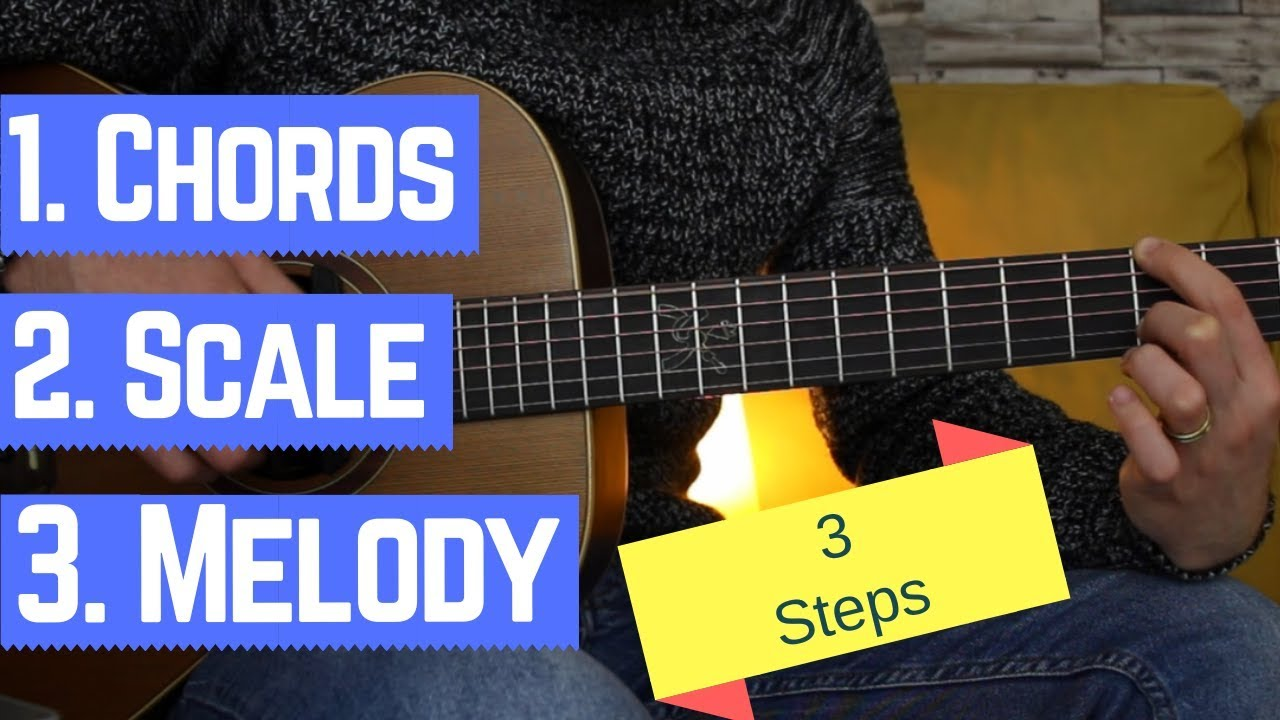 guitar melody chords
