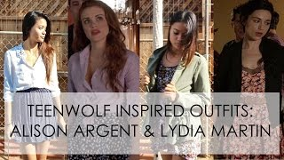 Teen Wolf Inspired Outfits: Alison Argent & Lydia Martin Thumbnail