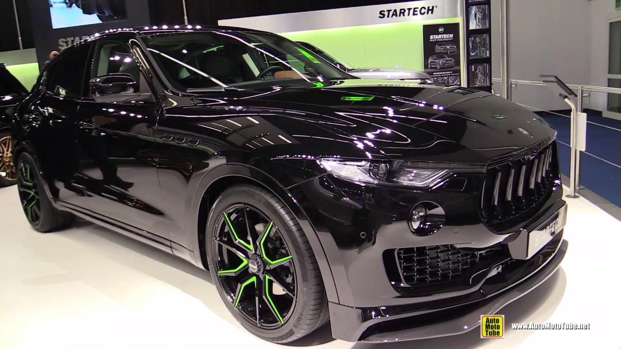 2018 maserati levante review. wonderful 2018 2018 maserati levante by startech  exterior and interior walkaround 2017  frankfurt auto show intended maserati levante review