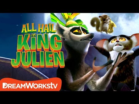 The Bromance Song | ALL HAIL KING JULIEN